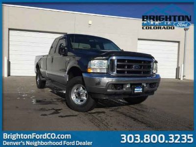 2002 Ford Super Duty F-250 SRW