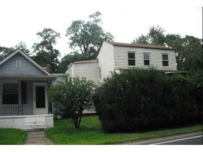 3 Bed 1.5 Bath Foreclosure Property in Bordentown, NJ 08505 - Old York Rd