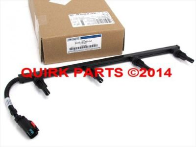 Purchase 2003 Ford F250 F350 F450 F550 6.0L Diesel Left Driver Side Glow Plug Harness OEM motorcycle in Braintree, Massachusetts, United States, for US $51.59