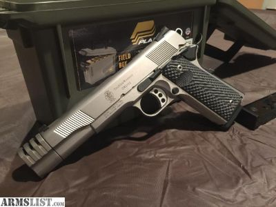 For Sale/Trade: S&W SW1911 45acp