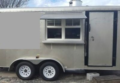 2010 Custom Built-Concessi on-Food-Trailer