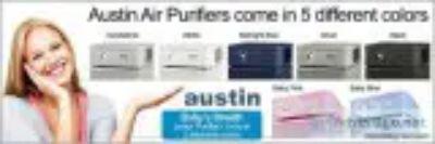 Austin-Air-HealthMat e-Air-Purifier-New-I n-Box