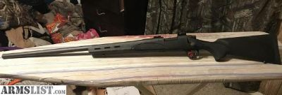 For Sale/Trade: Like New Remington model 700 sps in 308 caliber. Bull barrel. Left handed