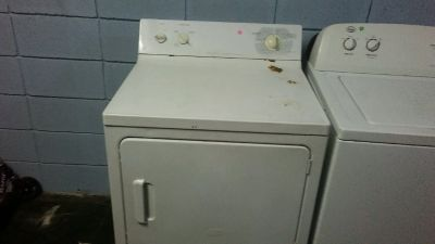 GE Dryer Extra Large Capacity