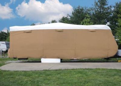 Travel Trailer RV COVER