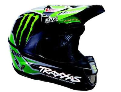 Purchase Thor 2013 Force Pro Circuit Helmet Multi MX Motorcross ATV XS X-Small NEW motorcycle in Elkhart, Indiana, US, for US $299.95