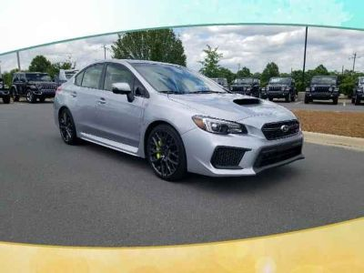 Used 2018 Subaru WRX Manual w/Wing Spoiler