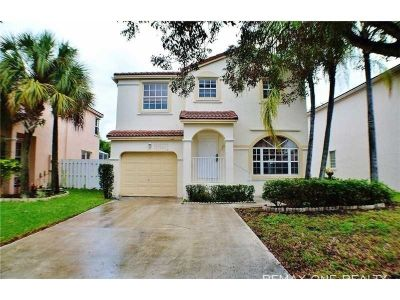 Townhouse Rental - 15121 NW 6th Ct
