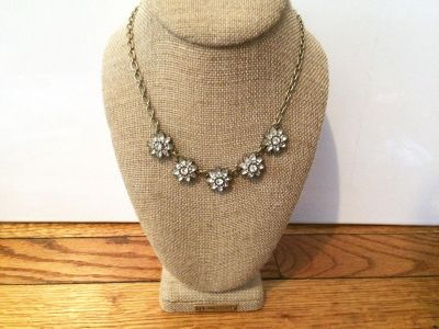 New Chloe + Isabel Petite Mirabelle Collar Necklace
