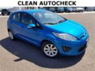 used 2013 Ford Fiesta for sale.