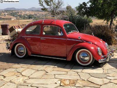1960 VW Bug / Beetle Older restoration very clean