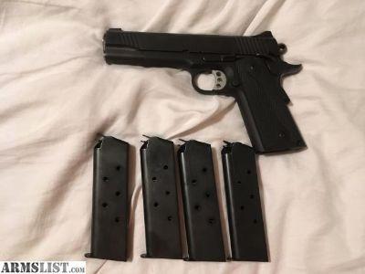 For Sale/Trade: Kimber 45acp custom 2