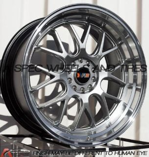 Buy F1R F21 20X8.5 +35 20X10 +40 5X114.3 HYPER BLACK RIM FIT 240SX S14 300ZX RX7 RX8 motorcycle in Hayward, California, United States, for US $900.00