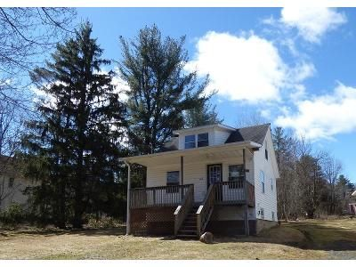 3 Bed 1 Bath Foreclosure Property in Liberty, NY 12754 - W Lake St