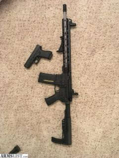 For Sale/Trade: Custom AR15