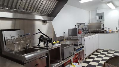 2016 Other Concession Trailer