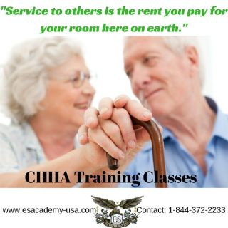 Become a Certified Home Health Aide with just 3 weeks of training!