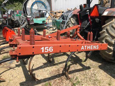 2015 Athens Plow 156