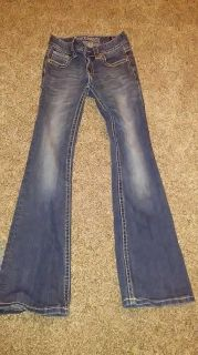 Rock and roll jeans size 8