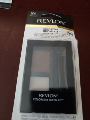 Revlon eyebrow kit