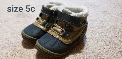 Size 5C winter boots