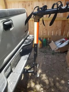Allen Bike Rack Hitch