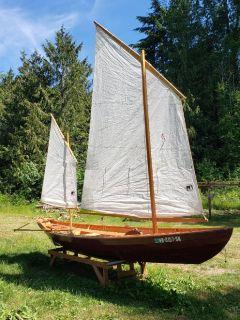 CLC Southwester Sailing Dory