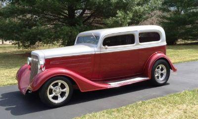 ###1934 Chevrolet Outlaw Sedan ###