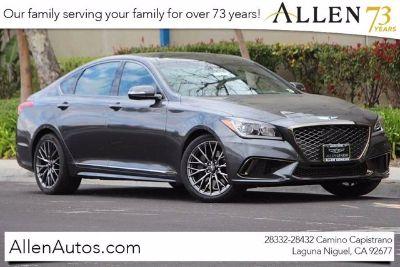 2019 Hyundai Genesis 3.8L (gray)