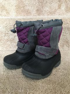 Toddler Girls 7 Boots
