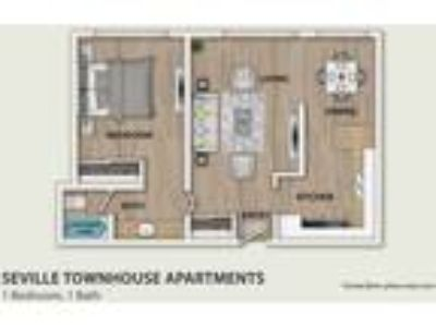 Seville Townhouse - One BR One BA