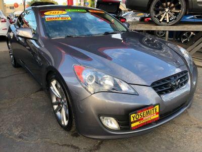 2012 Hyundai Genesis Coupe 2dr V6 3.8L Auto Track
