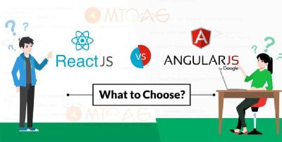 Angular vs React: The Best Framework for Next Project