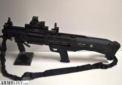 For Sale: Standard Manufacturing, DP-12 Pump Shotgun, Works #2 Package