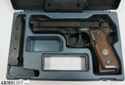 For Sale: Used Beretta 92fs 9mm