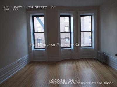 Greenwich Village - 2 Bedroom plus Italian Bay Windows;  video of apartment (virtual tour)