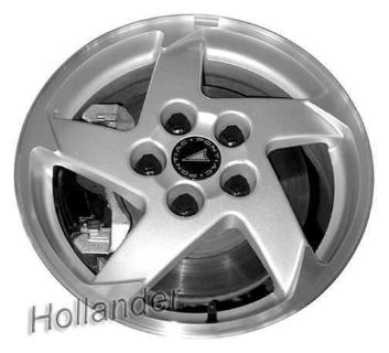 Find 04 05 06 GRAND PRIX WHEEL 16X6-1/2 ALUM 5 SPOKE SILVER OPT QD1 325489 motorcycle in Holland, Ohio, US, for US $100.00