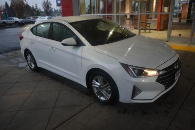 2019 Hyundai Elantra (Quartz White)