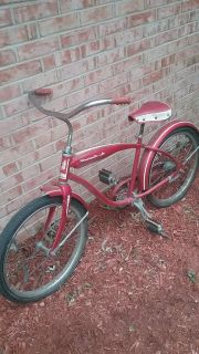 Old Roadmaster Jr. bike