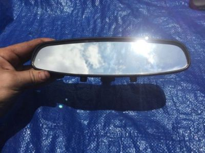 Sell OEM 2001 - 2002 Toyota Corolla Rear View Mirror w/ MAP LIGHTS Assembly #003TK-5 motorcycle in Opa-Locka, Florida, United States, for US $39.95