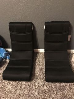 Extreme X Gaming Chair Rocker with speaker $20 Each