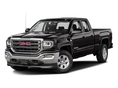 2016 GMC Sierra 1500 SLE (Summit White)