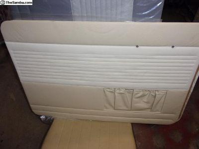 1956-1964 Two Tone Door Panels / Cards (NEW)