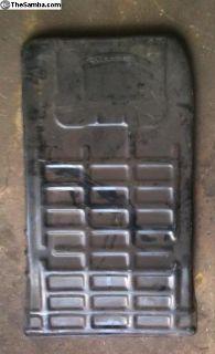 New fiberglass Ghia rear floor pans L/S
