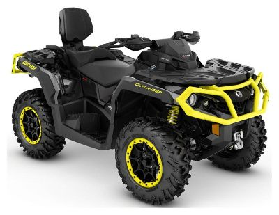 2019 Can-Am Outlander MAX XT-P 850 Utility ATVs Wilkes Barre, PA