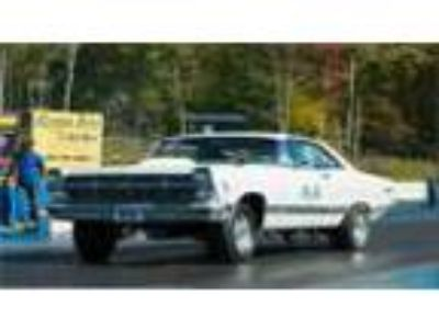 1967 Ford Fairlane 500 Ford Fairlane Drag Car and Trailer