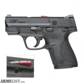 For Sale: Smith & Wesson M&P Shield 9MM CA