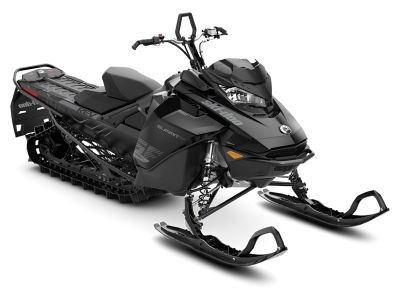 2019 Ski-Doo Summit SP 154 600R E-TEC SS, PowderMax Light 3.0 Mountain Snowmobiles Island Park, ID