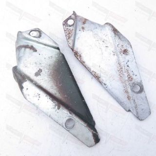 Find Corvette Original LH & RH Outer Interior Seat Belt Guide Pair Mid-to-Late 1969 motorcycle in Livermore, California, United States, for US $199.97