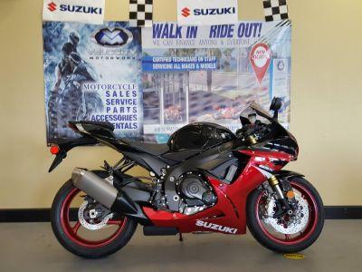 2018 Suzuki GSX-R750L8 Sport Motorcycles Melbourne, FL